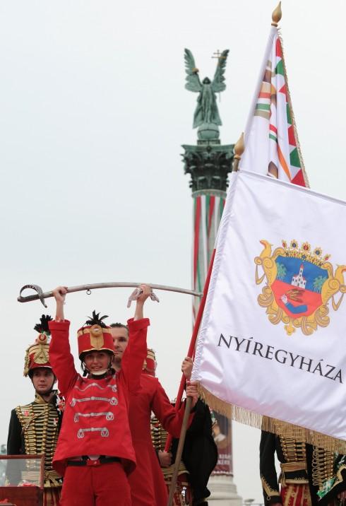 Suták Vanda a Nemzeti Vágta győztese