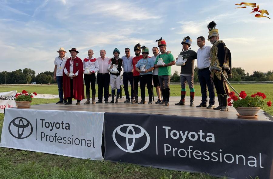 Izgalmas futamok a Muravidéki Vágtán: helyi lovas győzött a hétvégi versenyen